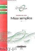 Okładka: Milliken Sandra, Missa semplice