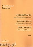 Ok�adka: Przybylski Bronis�aw Kazimierz, Wyspy Eolskie na wiolonczel� i klawesyn (ca 19', partytura + g�osy)
