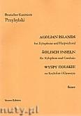 Okładka: Przybylski Bronisław Kazimierz, Wyspy Eolskie na ksylofon i klawesyn (ca 19', partytura + głosy)