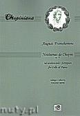 Okładka: Chopin Fryderyk, Dwa nokturny z op.55 w opracowaniu na wiolonczelę i fortepian