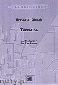 Okładka: Olczak Krzysztof, Toccatina na 2 fortepiany