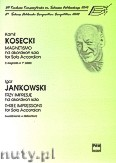 Ok�adka: Kosecki Kamil, Jankowski Igor, Magnetismo ... Trzy impresje na akordeon