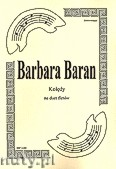 Ok�adka: Baran Barbara, Kol�dy na duet flet�w
