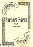 Ok�adka: Baran Barbara, Kol�dy na duet tr�bek