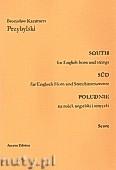Okładka: Przybylski Bronisław Kazimierz, Południe na rożek angielski i smyczki (ca 9',partytura + głosy)