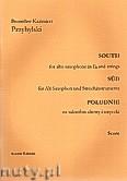 Okładka: Przybylski Bronisław Kazimierz, Południe na saksofon altowy i smyczki (ca 9',partytura + głosy)