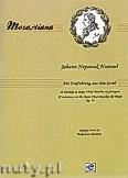 Okładka: Hummel Johann Nepomuk, 12 wariacji na temat Vivat Bacchus na fortepian op.34