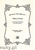 Okładka: Wierzbicki Piotr, Walc & etiuda na wiolonczelę i fortepian