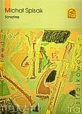 Ok�adka: Spisak Micha�, Sonatina na ob�j, klarnet i fagot