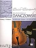 Okładka: Danczowski Dezyderiusz, Miniatury na wiolonczelę i fortepian