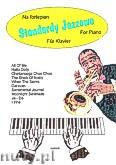 Okładka: Wiśniewski Stanisław, Standardy jazzowe na fortepian