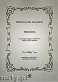 Okładka: Macalik Ferdynand, Polonez na wiolonczelę i fortepian