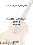 Okładka: , Adelita Variations Book 1
