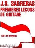 Ok�adka: Sagreras Julio S., Szko�a gry na gitarze cz.1