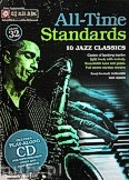Okładka: Taylor Mark, Jazz Play-Along Volume 32: All Time Standards
