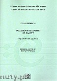 Ok�adka: Horecki Feliks, Variations brillantes op.2 and op. 9