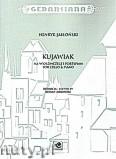 Ok�adka: Jab�o�ski Henryk Hubertus, Kujawiak na wiolonczel� i fortepian