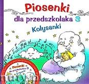 Okładka: Miś s. Adriana, Stadtmuller Ewa, Zawadzka Danuta, Piosenki dla przedszkolaka 3