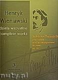 Okładka: Wieniawski Henryk, Scherzo-Tarantelle pour violon avec accompagnement de piano op.16