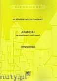Okładka: Walentynowicz Władysław, Arabeski na 2 fortepiany