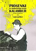 Okładka: Bień Andrzej, Piosenki ze studenckiego teatru KALAMBUR na głos z fortepianem