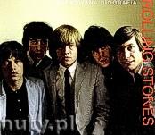 Okładka: , The Rolling Stones. Ilustrowana biografia