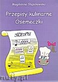 Okładka: Ślązakowska Magdalena, Przepisy kulinarne Ósemeczki