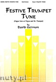Okładka: German David, Festive Trumpet Tune