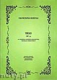 Okładka: Mirecki Franciszek, Trio  op. 22