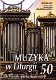Ok�adka: , Muzyka w Liturgii nr 50