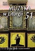 Okładka: , Muzyka w Liturgii nr 51