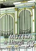 Okładka: , Muzyka w Liturgii nr 53