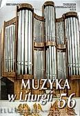 Okładka: , Muzyka w Liturgii nr 56