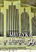 Okładka: , Muzyka w Liturgii nr 59