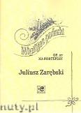 Okładka: Zarębski Juliusz, Wigilijne podarki op. 27 na fortepian
