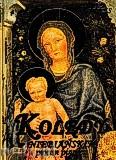 Ok�adka: Topczewska Aleksandra, Kol�dy. Niebia�skim pi�rem pisane ...