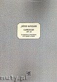Ok�adka: Koffler J�zef, Capriccio op. 18