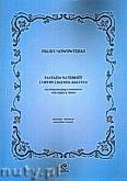 Okładka: Nowowiejski Feliks, Fantazja na tematy z opery Legenda Bałtyku