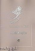 Ok�adka: Rzepko Adolf, Klejnociki op. 16