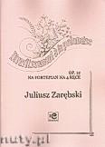 Okładka: Zarębski Juliusz, Divertissement a la polonaise op. 12