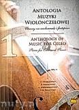 Okładka: Dobrzyński Ignacy Feliks, Noskowski Zygmunt, Wierzbiłłowicz Aleksander, Rogowski Ludomir Michał, Antologia muzyki wiolonczelowej