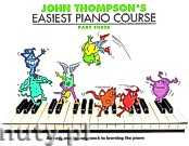 Ok�adka: Thompson John, John Thompson's Easiest Piano Course: Part 3 - Revised Edition
