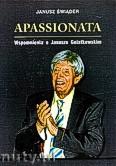 Okładka: Świąder Janusz, Apassionata. Wspomnienia o Januszu Gniatkowskim