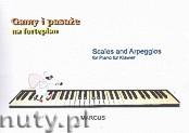 Ok�adka: Wi�niewski Marek, Wi�niewski Stanis�aw, Gamy i pasa�e na fortepian