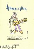Okładka: Wiśniewski Stanisław, Śpiewam z gitarą zeszyt 1