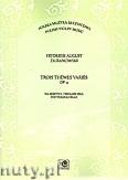 Okładka: Duranowski Fryderyk August, Trios themes variés op.4 na skrzypce i wiolonczelę