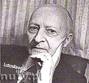 Okładka: Markowska Elżbieta, Lutosławski 1913-2013