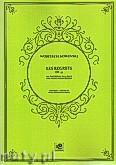 Ok�adka: Sowi�ski Wojciech, Albert, Les regretes op. 33 na fortepian - 4 r�ce