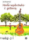 Okładka: Kasprzyk Jan, Małe wędrówki z gitarą
