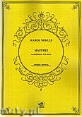 Ok�adka: Mikuli Karol, Mazurki na fortepian